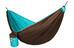La Siesta Colibri - Hamac - double marron/turquoise